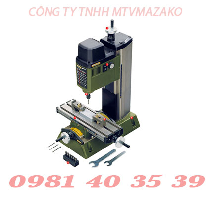 MÁY PHAY MINI MF70
