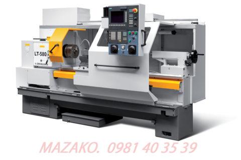 MÁY TIỆN CNC LT580